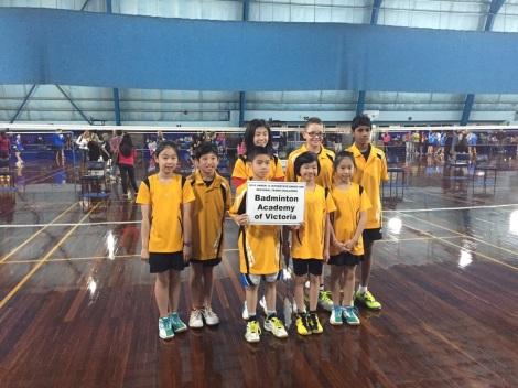 2015 BAV U13 Team